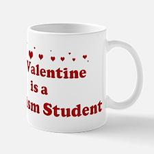 Valentine: Darwism Student Mug