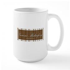 2-logostripes2 Mugs