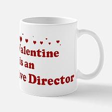 Valentine: Executive Director Mug