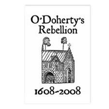 O'Doherty 1608-2008 Postcards (Package of 8)
