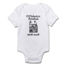 O'Doherty 1608-2008 Infant Bodysuit