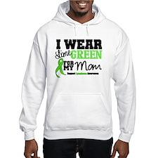 IWearLimeGreen Mom Hoodie