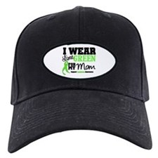 IWearLimeGreen Mom Baseball Hat