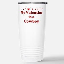 Valentine: Cowboy Travel Mug