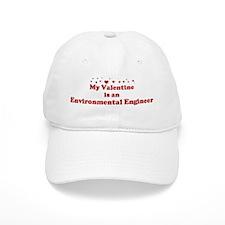 Valentine: Environmental Engi Baseball Cap