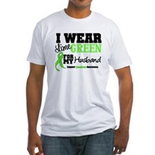 IWearLimeGreen Husband Shirt