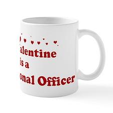 Valentine: Correctional Offic Mug