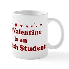 Valentine: English Student Mug