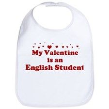 Valentine: English Student Bib