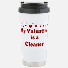 Valentine: Cleaner Stainless Steel Travel Mug