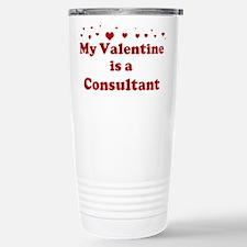 Valentine: Consultant Travel Mug