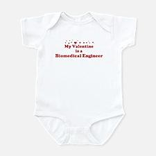 Valentine: Biomedical Enginee Infant Bodysuit