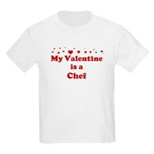 Valentine: Chef T-Shirt