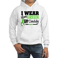 I Wear Lime Green Daddy Hoodie
