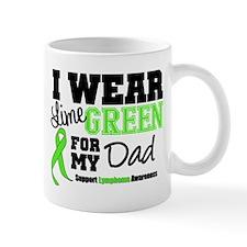 IWearLimeGreen Dad Mug