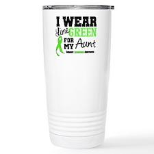 IWearLimeGreen Aunt Travel Mug