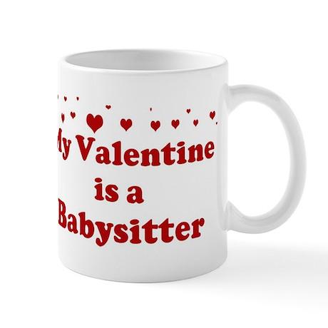 Valentine: Babysitter Mug