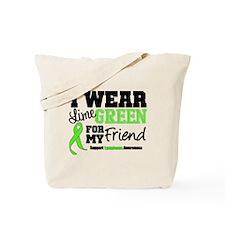 IWearLimeGreen Friend Tote Bag