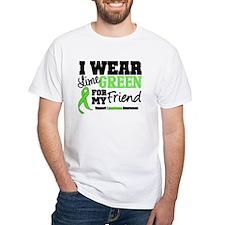 IWearLimeGreen Friend Shirt