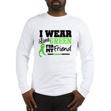 IWearLimeGreen Friend Long Sleeve T-Shirt