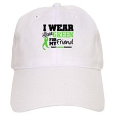 IWearLimeGreen Friend Baseball Cap