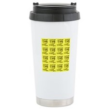 Reading Lines Late for a Date ? Travel Mug