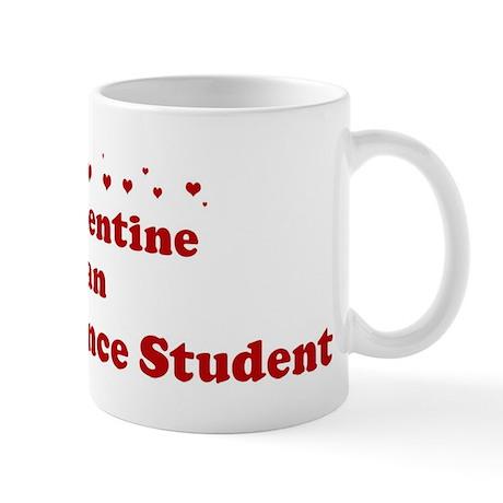 Valentine: Animal Science Stu Mug