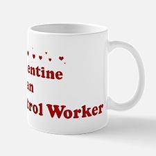 Valentine: Animal Control Wor Mug