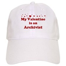 Valentine: Archivist Baseball Cap