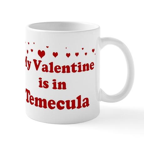 Valentine in Temecula Mug