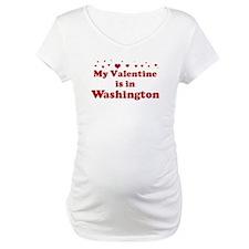 Valentine in Washington Shirt
