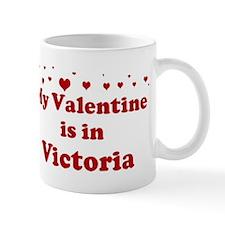 Valentine in Victoria Mug