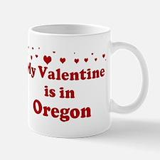 Valentine in Oregon Mug
