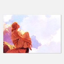Maxfield Parrish Morning Postcards (Package of 8)