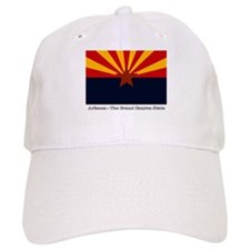 Arizona Flag Baseball Cap