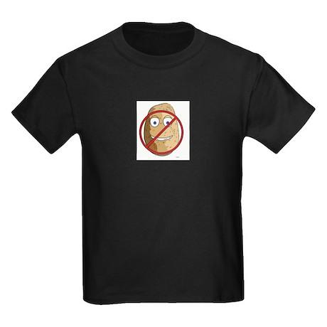 Anti-Spud Kids Dark T-Shirt
