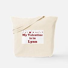 Valentine in Lynn Tote Bag