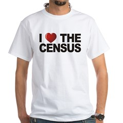 I Love The Census Shirt