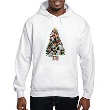 Merry Maltese Christmas Shop Hoodie