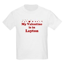 Valentine in Layton T-Shirt