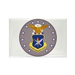 Air Force Officer School Rectangle Magnet (10 pack