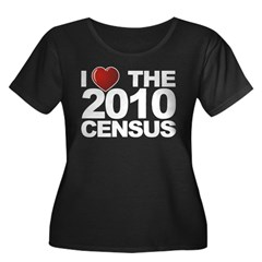 I Love The 2010 Census T