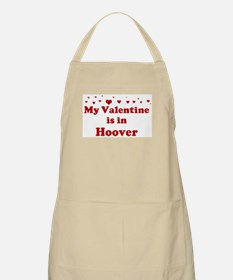 Valentine in Hoover BBQ Apron