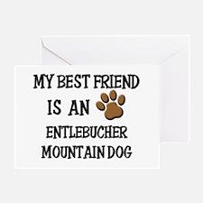 My best friend is an ENTLEBUCHER MOUNTAIN DOG Gree
