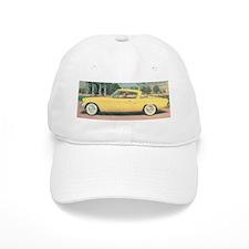 Yellow Studebaker on Baseball Cap