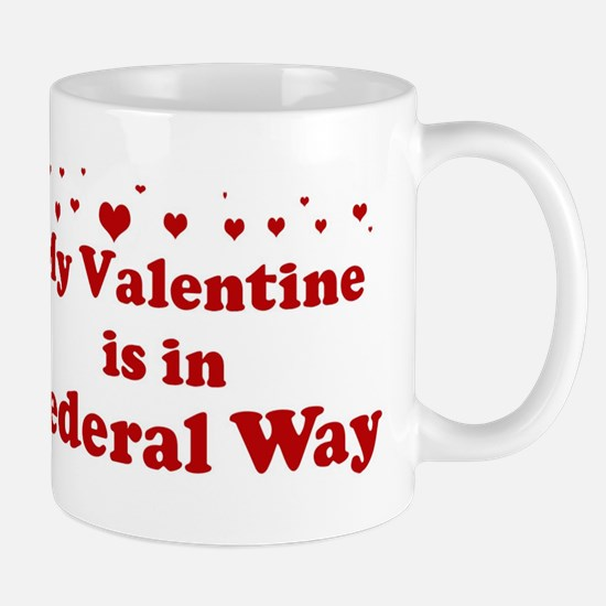Valentine in Federal Way Mug