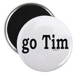 """go Tim 2.25"""" Magnet (100 pack)"""