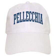 Pellecchia Collegiate Style Name Baseball Cap