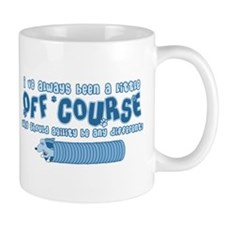 Off Course Mug