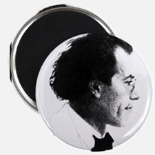 "Faces ""Mahler"" Magnet"